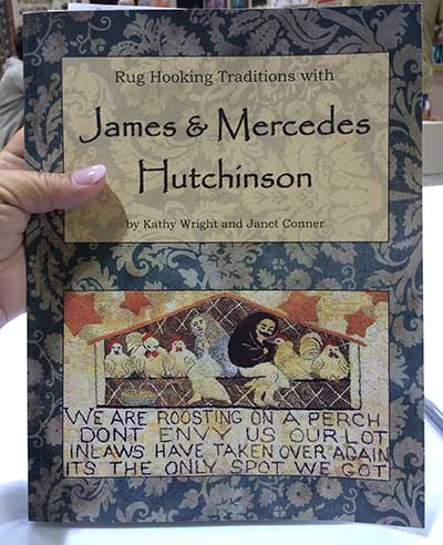 Rug Hooking Traditions with James and Mercedes Hutchinson