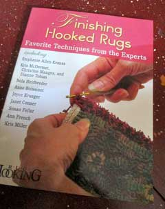 Book - Finishing Hooked Rugs